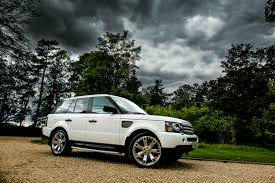 white wrapped range rover prestige car hire u2013 wallis u0026 son
