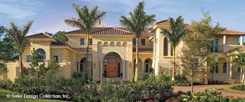 mediterranean house plan plan of the week mediterranean house plans sater design collection