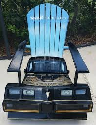 transam chair a sample of my custom automotive artwork perfect