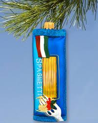 spaghetti ornaments rainforest islands ferry