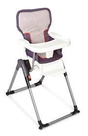 Flat Folding Chair Elite Comfort High Chair Urban Edge Baby Safety Zone Powered