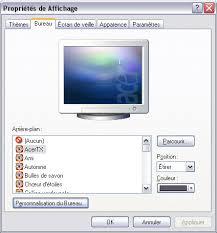 afficher les icones du bureau afficher ou supprimer certaines icônes sur le bureau portail