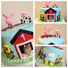 Free Wilton Cake Decorating Books Down On The Farm Cakes And Cupcakes