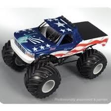 amt bigfoot ford monster truck 125 scale model kit