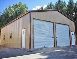 Garag by Metal Carports Custom Garage Buildings Rv Carport Metal Barns