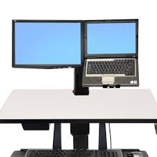 Standing Desk For Laptop by Ergotron Workfit Lcd U0026 Laptop Kit For Workfit T U0026 Pd Workfit