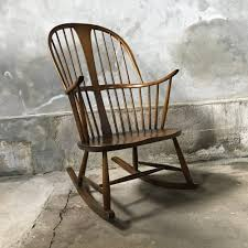 Rocking Chair Windsor 912 Rocking Chair By Lucian Randolph Ercolani For Ercol