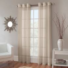 63 White Curtains Buy 63 Linen Curtains From Bed Bath Beyond