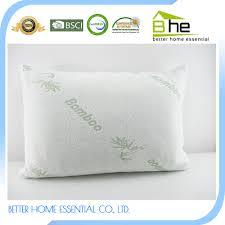 Hotel Comfort Memory Foam Pillow Memory Foam Bamboo Pillows Hotel Comfort Buy Bamboo Pillows