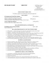Professional Bartending Resume Bartender Resume Barback Resume 04052017 Barback Resume 04052017