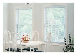 Glass Blinds Gallery Image U003e Kitchen Single Hung Windows Glass Blinds