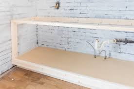 how to build base cabinets out of plywood diy 2x4 kitchen cabinets tutorial cherished bliss