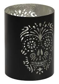 Cheap Tea Light Candles Black Tea Light Candle Holder U2013 Handmade In Iron U2013 Devil U0027s Face