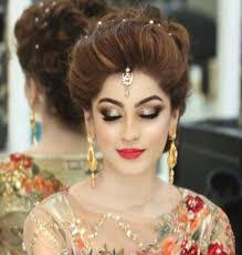 Bridal Hair And Makeup Sydney Indian Pakistani Bridal Makeup And Hairstyling Sydney