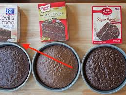 best cake which is the best boxed chocolate cake mix insider