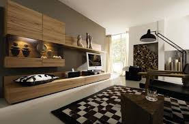 Gorgeous Interior With Old Wood Design Quecasita - Wood living room design