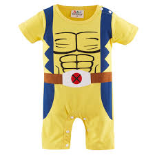 baby boys punisher costume infant halloween party playsuits