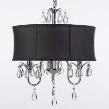 Plug In Chandeliers Lamps Black And White Chandelier Simple Crystal Chandelier Mini