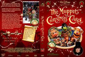 the muppet carol dvd custom covers muppet