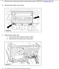 2001 ford explorer sport radio wiring diagram wiring diagram and