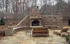 Outdoor Fireplace Chimney Cap - the brick outdoor fireplace so much more than bricks and mortar