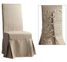 Dining Room Chair Slip Cover Luxurious Beautiful Dining Chair Slip Cover With Covers In Linen