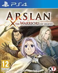 10 tokyo warriors arslan the warriors of legend ps4 review darkzero