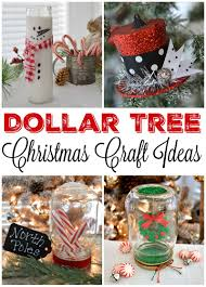 dollar tree budget christmas craft and decorating ideas jar