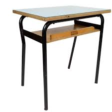Small School Desk Small School Desk And Chair Italy 1950s At 1stdibs