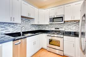 Shaker Kitchen Cabinet Kitchen White Shaker Kitchen Cabinets With Regard To Brilliant