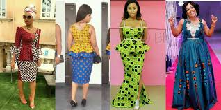 Latest Trends by 2017 Latest Ankara And Asoebi Collections Od9jastyles Latest