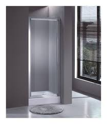 Shower Door 700mm Veebath Fenwick 700mm Wide Pivot Glass Shower Door Enclosure