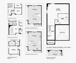 Floor Plan Dimensions Quinn U0027s Pointe The Fitzroy Ottawa South Minto