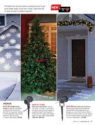 Twinkling Christmas Tree Lights Canada by Canadian Tire Christmas Catalog November 14 To December 4