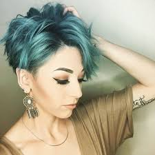 10 stylish messy short hair cuts attractive women short