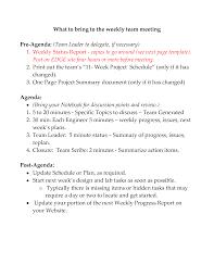 Sales Meeting Agenda Template by Agenda Weekly Meeting Agenda Template