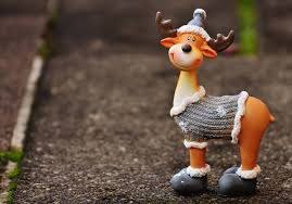 Deer Christmas Decorations Funny by Free Images Winter Mammal Toy Deco Moose Advent Christmas