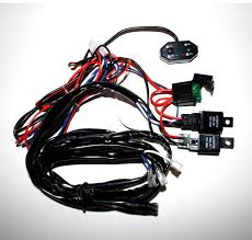 Cheapest Led Light Bars by Double Switch Wiring Harness For Separate Flood And Spot Control