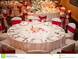 wedding tables wedding reception tables stock image image of arrangements 13854775