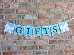 new gifts banner tiffany theme banner baby and co blue and white