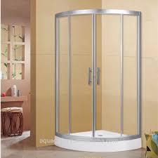 Acrylic Shower Doors by Bathroom Shower Doors Material Bathroom Shower Doors Material
