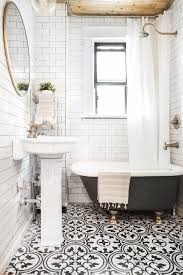 Bathroom Moroccan Porcelain Cast Iron Bathtub Sinks Shower Bench Best 25 Bathroom Floor Tiles Ideas On Pinterest Bathroom