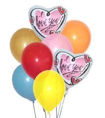 balloon delivery baton i you balloon bouquet birthday flowers same day delivery by