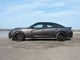 charger hellcat coupe 2015 dodge charger srt hellcat is baby u0027s first ride autoguide