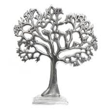 buy tree of metal jewelry stand tower organizer 11 quot x