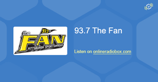 93 7 the fan pittsburgh 93 7 the fan listen live pittsburgh united states online radio box