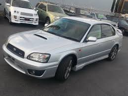 subaru legacy b4 rsk after facelift 2001 jdm import ltd