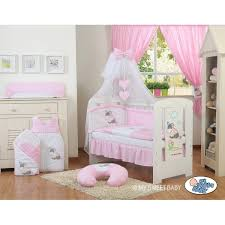 chambre fille minnie tour de lit minnie uprod