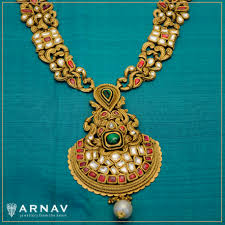 gold necklace with earrings images Buy online rasa taranga gold necklace and earrings set for women jpg