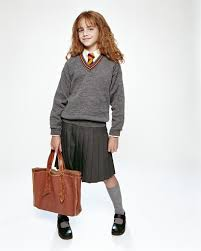 Hogwarts Uniform In Harry Potter And The Philosopher U0027s Stone